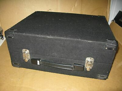 """19"""" wooden DJ hard case for audio devices"""