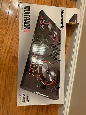 Numark Mixtrack 3 Dj Controller All In One