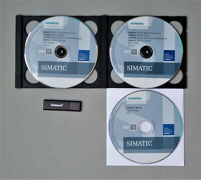 Siemens Simatic WinCC Advanced V16 COMBO TIA PORTAL