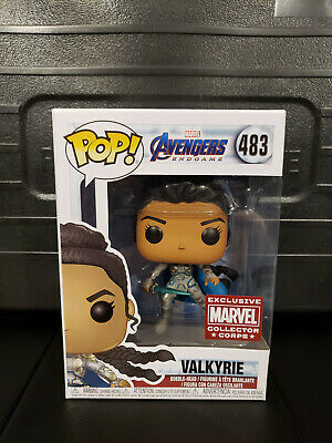 Funko Pop Marvel Avengers - #483 Valkyrie Collectors Corps Exclusive