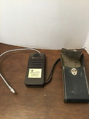 Ricca-Reddington Halide Hound HH400 Hvac Leak Detector