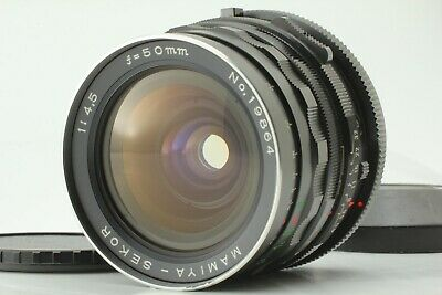 【NEAR MINT】 Mamiya Sekor 50mm f/4.5 Wide Lens For RB67 S SD From JAPAN