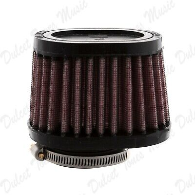 K&N Ru-2450 Universal Clamp-On High-Flow Cone Air Filter *1St Class Post*