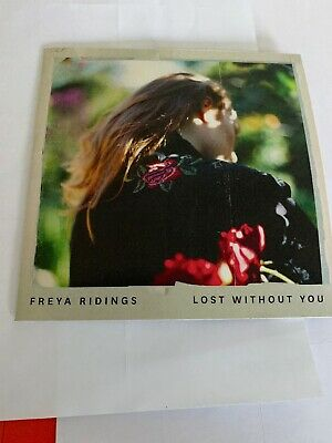Cd Promo Freya Ridings - Lost With You