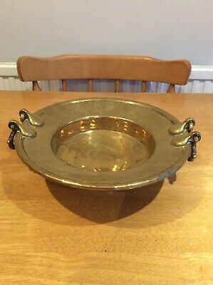 Vintage Brass Bowl/dish Arts& Crafts or Art Nouveau?