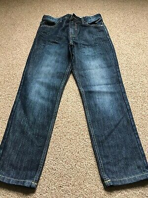 Boys Jeans Age 9-10 Years