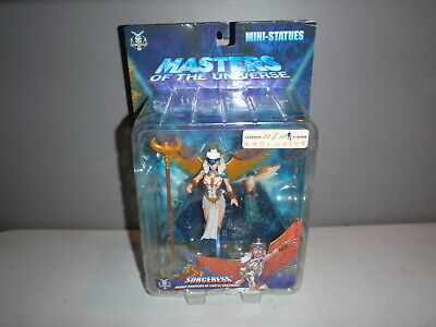 Masters of the Universe Mini Statues Neca Sorceress Series 3 New Sealed