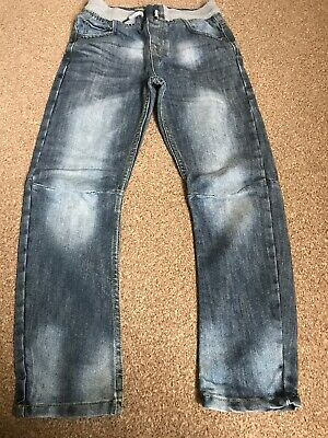 Boys Jeans Age 10-11 Years