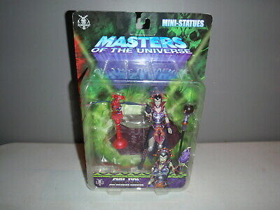 Neca Four Horsemen Masters of the Universe Motu Mini-Statues Figure Evil-Lyn New