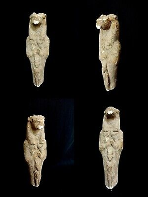 Egyptian Sekhmet Statue Goddess Figurine Ancient Throne Sculpture Egypt God Lion