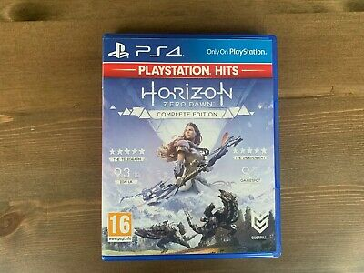 Horizon Zero Dawn PS4 Complete Edition UK