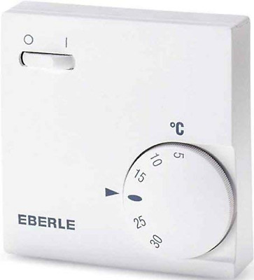 Eberle RTR – E6763 Room Thermostat