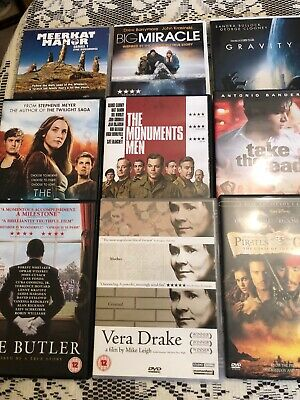 Job Lot 9!DVD's Cert 12 & PG