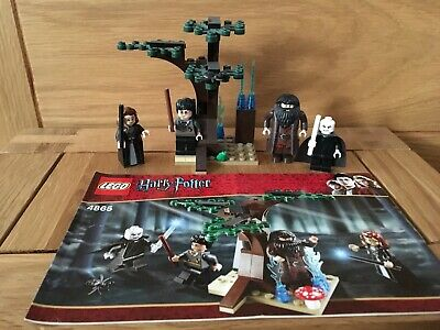 Lego Harry Potter The Forbidden Forest - 4865 100% Complete