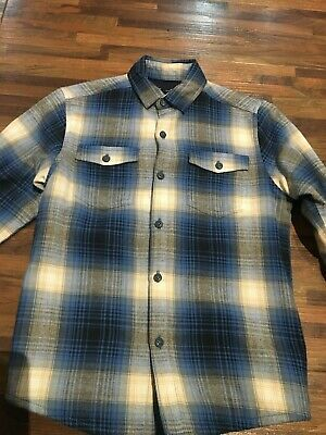 Boys Blue checked Shirt from NEXT - New without tags - Age 6 years