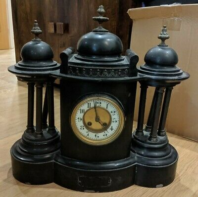 Antique Vintage Mantle Clock