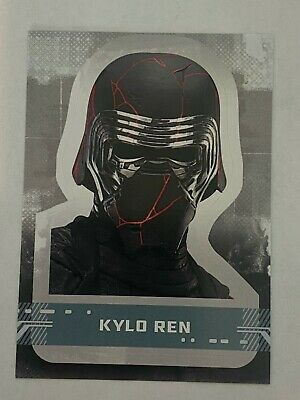 2019 Topps Star Wars Rise of Skywalker Series One Character Stickers - You Pick