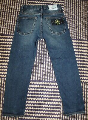Boys Authentic Stone Island Jeans Age 4 - 5 Years