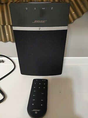 Bose SoundTouch 10 Wireless Speaker, Nice PRE-OWNED Condition