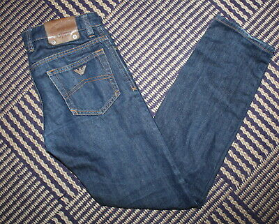 Boys Authentic Armani Jeans Age 9 - 10 Years - Great Condition