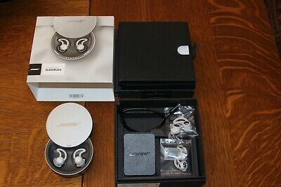 Bose Noise-Masking SleepBuds with box Right Bud not Working..for parts