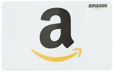 Amazon $50 Gift Card - Mail card quickly - and digital download quickly