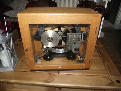 gent of leicester pulsynetic programmable impulse timer bell ringer clock vgc