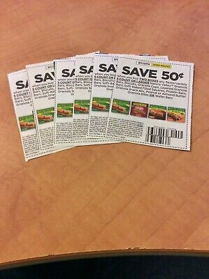 Grocery Store Coupons Nature Valley