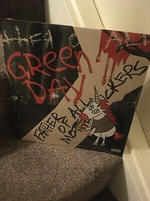 Green Day - Father of all vinyl