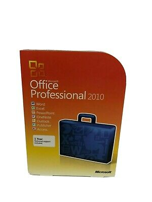 Microsoft Office Professional 2010 Product Key Only