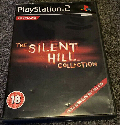 The Silent Hill Collection (Sony PlayStation 2)