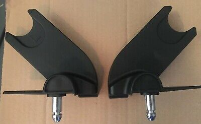 Baby Jogger Single Stroller Connect Car Seat Adapter 1967208 City Mini Summit