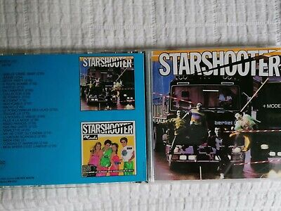 Starshooter Cd Shooter 1 + Mode Rare Fan Club Rock Francais Kent Tbe