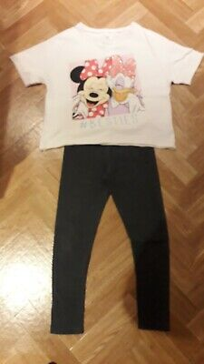 NEXT Disney Minnie Mouse Besties Girls PYJAMAS AGE 9 YEARS