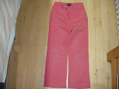 Boys Chaps  trousers USA years 8 beautiful pink