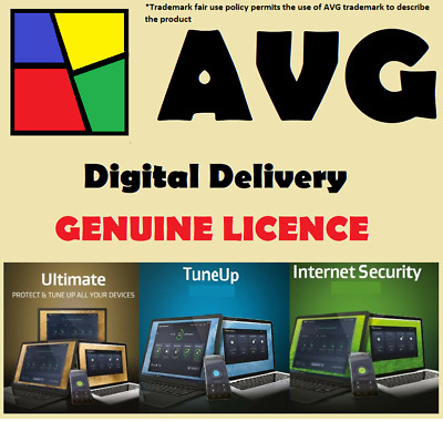Internet Security / Ultimate / PC TuneUp 2020 - 1 / 3 / 10 Devices - 1 / 2 Years