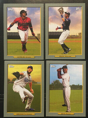 2020 Topps Series 1 Turkey Red Insert Pick Your Card FREE SHIPPING