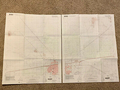 Deming New Mexico NM USGS Topographic Map Topo 7.5 Minute Luna County 1996