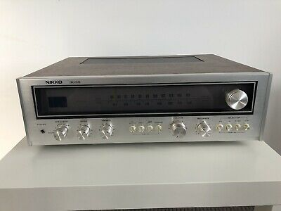 Nikko 3035 Receiver - AM/FM Stereo Receiver - Tested and works well