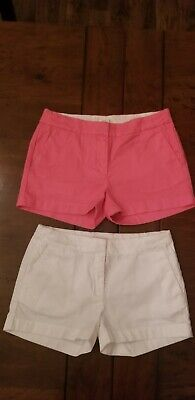Youth Girl's Crewcuts By Jcrew Chino Shorts. Size 10. Adjustable waistband.