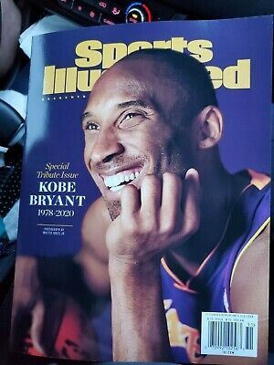 Kobe Bryant - Sports Illustrated- Special Edition 2020 Tribute Issue - New