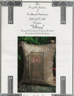 Tiffany Counted Needlepoint Chart - Catherine Coleman