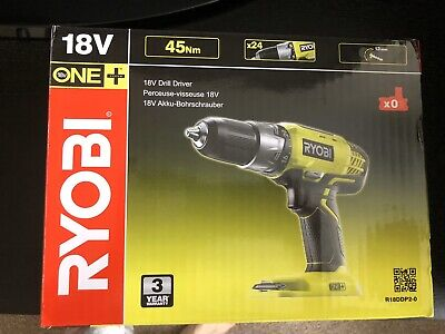Roybi Drill 18v Without Battery