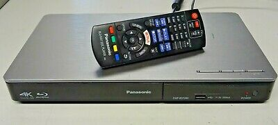 Panasonic DMP-BDT280 SMART Blu-ray DVD Player Built In 4K Upscaling