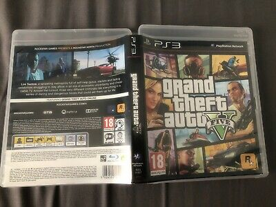 Grand Theft Auto 5 GTA V  EU Multilingua [ Playstation 3 | PS3 ] - USATO