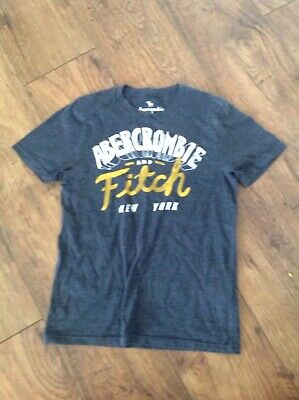 abercrombie and fitch Boys T-shirt Age 11/12