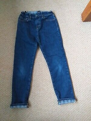 Boys Gap lined jeans age 10