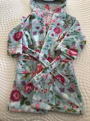 Monsoon Girls Dressing Gown Size 5-6