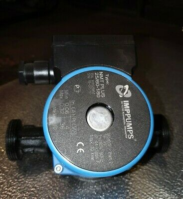 NMT PLUS 25/60-180 Circulation Pump