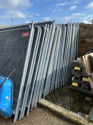 Heras Fence Panels / Site Fencing / Temporary Fencing